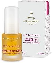 Parfums et Produits cosmétiques Huile aux huiles de rose et lavande pour visage - Aromatherapy Associates Anti-Age Intensive Skin Treatment Oil