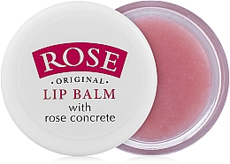 Baume à lèvres à la rose - Bulgarian Rose Rose Lip Balm — Photo N1
