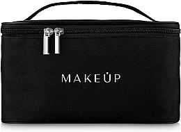 Parfums et Produits cosmétiques Trousse cosmétique, noir (22 x 16 x 13 cm) - MakeUp