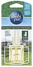 Parfums et Produits cosmétiques Recharge pour diffuseur électrique - Ambi Pur Electric Air Freshener Refill Japanese Tatami