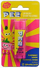 Parfums et Produits cosmétiques Baume à lèvres Framboise et Citron - PEZ Raspberry Lemon Lip Balm