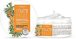 Parfums et Produits cosmétiques Masque à l'huile d'argousier pour lec cheveux - Marion Enjoy Fruit Strengthening Hair Mask