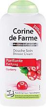 Parfums et Produits cosmétiques Crème de douche hypoallergénique aux canneberges - Corine De Farme Shower Cream
