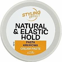 Parfums et Produits cosmétiques Pâte coiffante crémeuse à tenue flexible - Joanna Styling Effect Natural & Elactic Hold Cream Paste