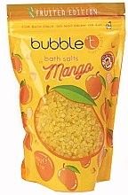 Parfums et Produits cosmétiques Sels de bain Mangue - Bubble T Cosmetics Bath Salt Mango