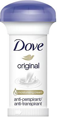 Antiperspirant - Dove Original Deodorant Cream