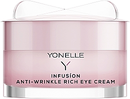 Parfums et Produits cosmétiques Crème au panthénol contour des yeux - Yonelle Infusion Anti-Wrinkle Rich Eye Cream