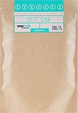 Parfums et Produits cosmétiques Gommage naturel au café pour le corps - MineTan Coffee Scrub