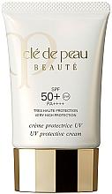 Parfums et Produits cosmétiques Crème à l'extrait de ginseng pour visage et corps SPF 50 - Cle De Peau Beaute UV Protective Cream