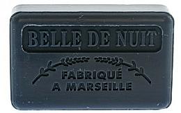 Parfums et Produits cosmétiques Savon végétal de Marseille, Belle de nuit - Foufour Savonnette Marseillaise Belle de Nuit