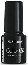 Parfums et Produits cosmétiques Vernis semi-permanent - Silcare Color IT Premium Hybrid Gel