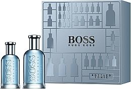 Parfums et Produits cosmétiques Hugo Boss Bottled Tonic - Coffret (eau de toilette/100ml + eau de toilette/30ml)