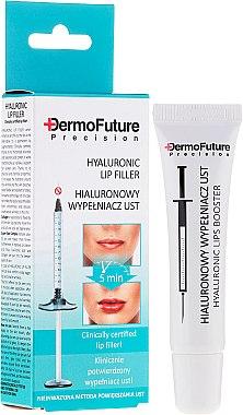 Sérum à lèvres repulpant à l'acide hyaluronique - DermoFuture Precision Hyaluronic Lip