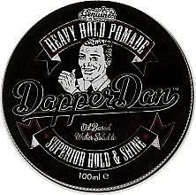 Parfums et Produits cosmétiques Pommade soluble à l'eau haute tenue - Dapper Dan Heavy Hold Pomade