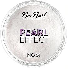 Parfums et Produits cosmétiques Piudre pour ongles - NeoNail Professional Pearl Effect