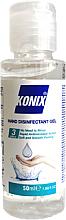 Parfums et Produits cosmétiques Gel désinfectant pour mains - Konix Antibacterial Gel