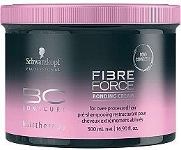 Parfums et Produits cosmétiques Pré-shampooing - Schwarzkopf Professional BC Fibre Force Bonding Cream