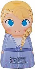 Parfums et Produits cosmétiques Shampooing et gel douche - Disney Frozen II Kingdom Elsa 2 in 1 Shower Gel