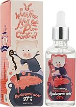 Parfums et Produits cosmétiques Sérum à l'acide hyaluronique 97% pour visage - Elizavecca Face Care Hell-Pore Control Hyaluronic Acid 97%
