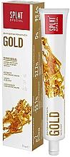 Parfums et Produits cosmétiques Dentifrice - Splat Gold