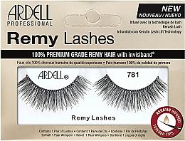 Parfums et Produits cosmétiques Faux cils - Ardell Remy Lashes 781