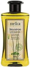 Parfums et Produits cosmétiques Shampooing à l'extrait de seigle et d'acore - Melica Organic Anti-hair Loss Shampoo