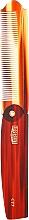Parfums et Produits cosmétiques Peigne à cheveux pliant - Uppercut Deluxe CT7 Tortoise Flip Comb