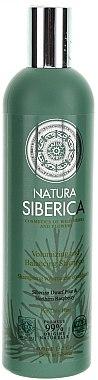Shampooing volumateur équilibrant au pin nain de Sibérie et framboise du Nord - Natura Siberica — Photo N1