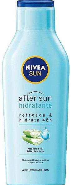 Lotion après-soleil à l'aloe vera bio - Nivea Sun After Sun Moisturizing Lotion — Photo N1