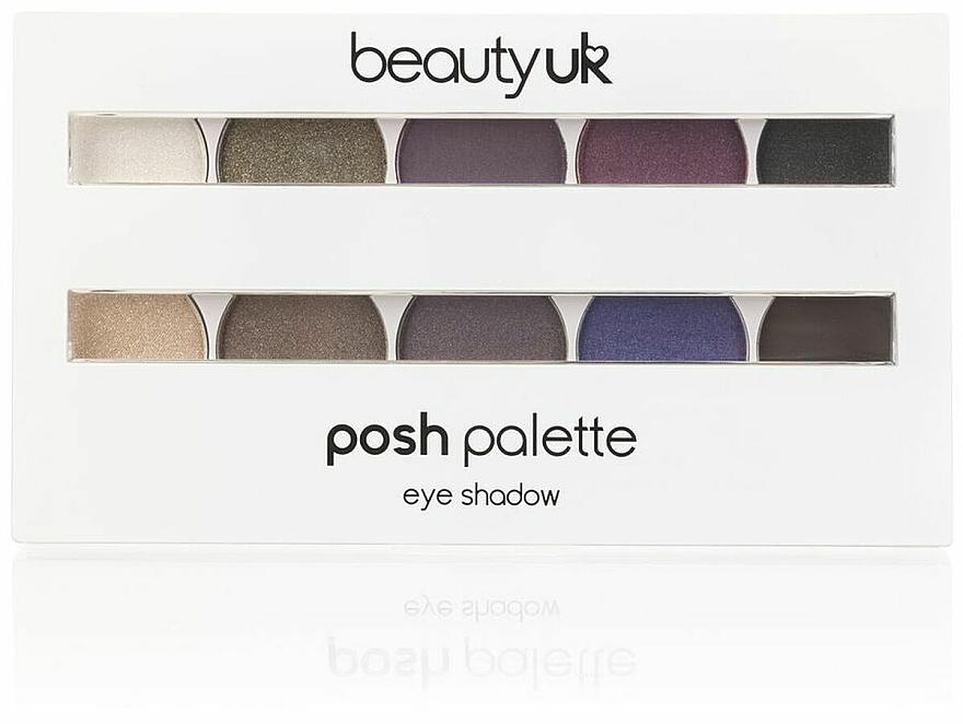 Palette de fards à paupières - Beauty UK Posh Eye Shadow Palette
