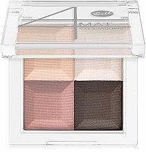 Parfums et Produits cosmétiques Palette de fards à paupières mats - Bell 4 Mat Eyeshadows