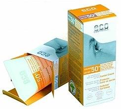 Parfums et Produits cosmétiques Crème solaire légèrement teintée SPF 50+ - Eco Cosmetics Suntan Cream SPF 50+