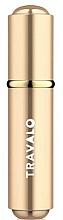 Parfums et Produits cosmétiques Flacon pour vaporisateur de sac - Travalo Roma Gold