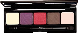 Parfums et Produits cosmétiques Palette de fards à paupières - Nouba Unconventional Palette Eyeshadow