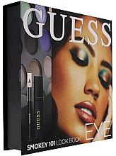 Parfums et Produits cosmétiques Coffret cadeau - Guess Beauty Smokey 101 Eye Lookbook (mascara/4ml + eyeliner/0.5g + 12xeye/sh/1.96g)