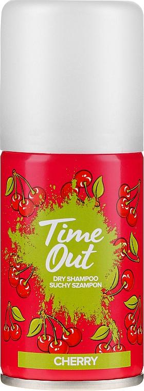 Shampooing sec, Cerise - Time Out Dry Shampoo Cherry