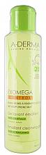 Parfums et Produits cosmétiques Gel lavant émollient anti-grattage pour peaux sèches - Aderma Exomega Control Emollient Cleansing Gel Anti-Scratching