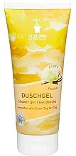 Parfums et Produits cosmétiques Gel douche, Vanille - Bioturm Vanille Shower Gel No.70