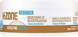 Parfums et Produits cosmétiques Masque à la kératine pour cheveux - H.Zone Keratin Active