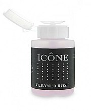 Parfums et Produits cosmétiques Dégraissant pour ongles - Icone Cleaner Rose