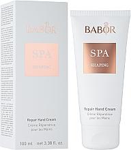 Parfums et Produits cosmétiques Crème à l'extrait d'algues pour mains - Babor SPA Shaping Repair Hand Cream