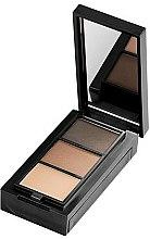 Parfums et Produits cosmétiques Kit contour des sourcils palette et pinceaux - Oriflame The One