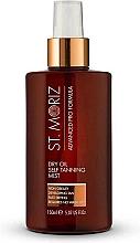 Parfums et Produits cosmétiques Huile sèche auto-bronzante - St. Moriz Advanced Pro Formula Dry Oil Self Tanning Mist