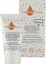 Parfums et Produits cosmétiques Dentifrice bio pour enfants - Nebiolina Baby First Teeth Toothpaste