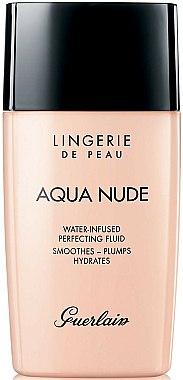 Fluide hydratant pour visage - Guerlain Lingerie de Peau Aqua Nude