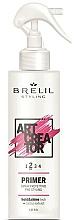 Parfums et Produits cosmétiques Spray protecteur à l'extrait de cactus pour cheveux - Brelil Art Creator Primer