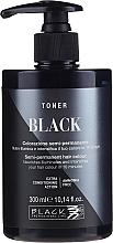 Parfums et Produits cosmétiques Coloration semi-permanente pour cheveux - Black Professional Line Semi-Permanent Coloring Toner