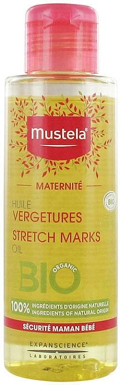 Huile Vergetures, sans parfum - Mustela Maternity Stretch Marks Oil Fragrance-Free