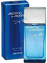 Parfums et Produits cosmétiques Jacomo Jacomo De Jacomo Deep Blue - Eau de Toilette