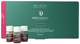 Parfums et Produits cosmétiques Ampoules pour cheveux colorés - Revlon Eksperience Boost Color Shine Booster